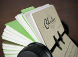 Col-O-Dex Ink Testing Cards