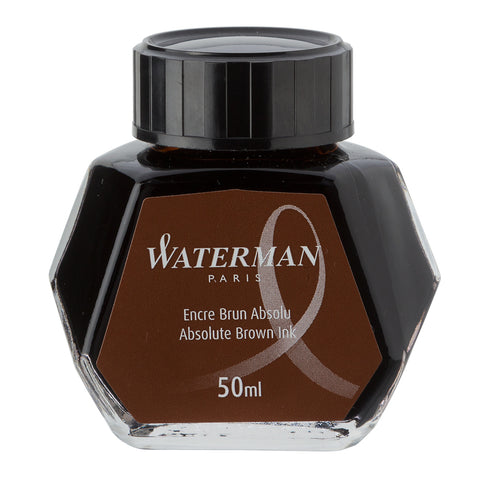Waterman Absolute (Havana) Brown 50ml