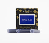 Diamine Royal Blue Cartridge 6 Pack
