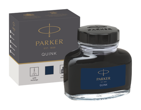 Parker Quink Permanent Blue Black 57ml