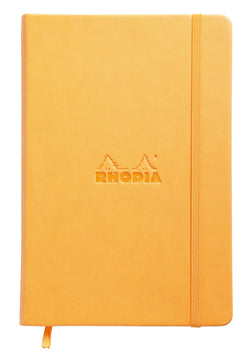 Rhodia Webnotebook A5 Orange Lined
