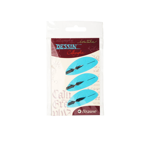 Brause Packet of 3 Nibs – Drawing