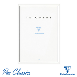Clairefontaine Triomphe Pad A4 90gsm Blank