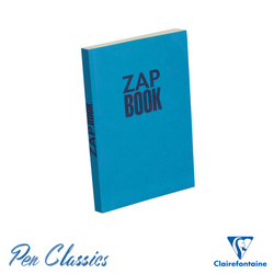 Clairefontaine Zap Recycled A5 Sketch Book – Blue