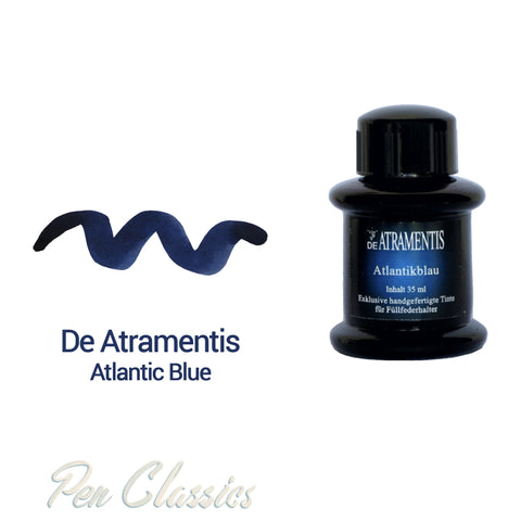 De Atramentis Atlantic Blue 35ml