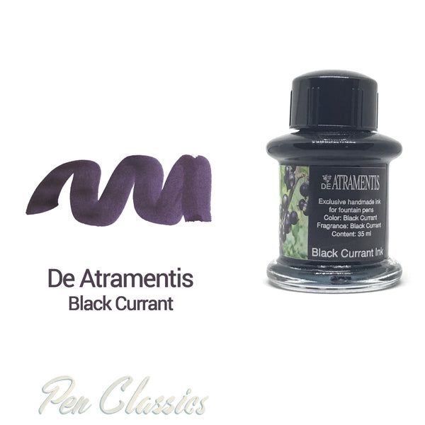 De Atramentis Blackcurrant 35ml