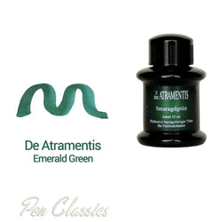 De Atramentis Emerald Green 35ml