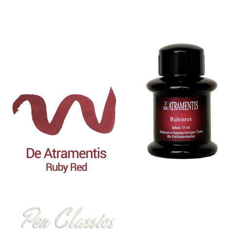 De Atramentis Ruby Red 35ml