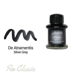 De Atramentis Silver Grey 35ml