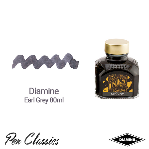 Diamine Earl Grey 80ml