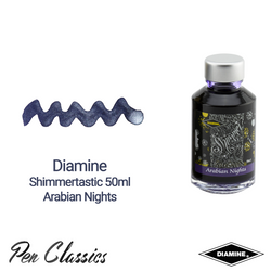 Diamine Shimmertastic Arabian Nights 50ml