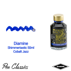 Diamine Shimmertastic Cobalt Jazz 50ml