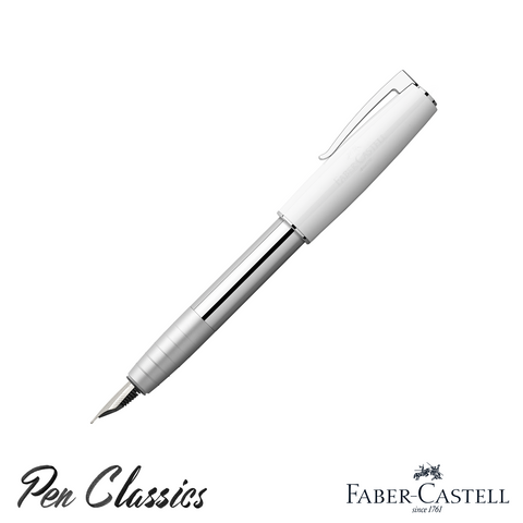 Faber-Castell Loom Piano White M