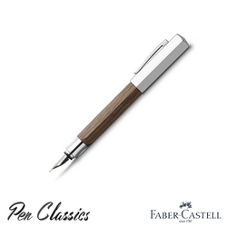 Faber-Castell Ondoro Smoked Oak Posted