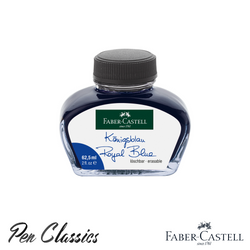 Faber-Castell Royal Blue 62.5ml Ink Bottle