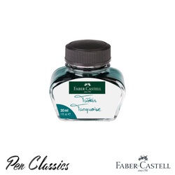 Faber-Castell Turquoise 30ml Ink Bottle