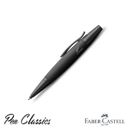 Faber-Castell e-motion Ballpoint Pen All Blacks Special Edition