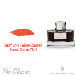 Graf von Faber-Castell Burned Orange 75ml Swab and Bottle