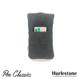 Hurlestone 2 Pen Pouch Charcoal Closed Back with Cartridges