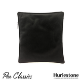 Hurlestone Large Velvet Pen Pillow Black