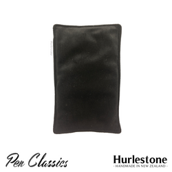 Hurlestone Small Velvet Pen Pillow Black