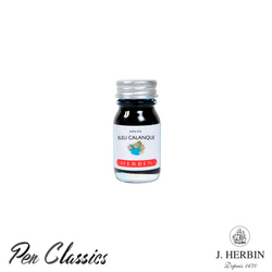 J. Herbin Bleu Calanque 10ml Bottle
