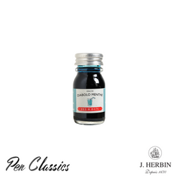 J. Herbin Diabolo Menthe 10ml Bottle