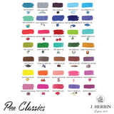 J. Herbin Ink Swatches