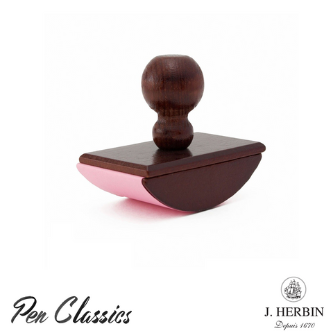 J. Herbin Wooden Handle Rocker Blotter 1
