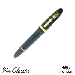 Jinhao 159 Black with Gold Trim