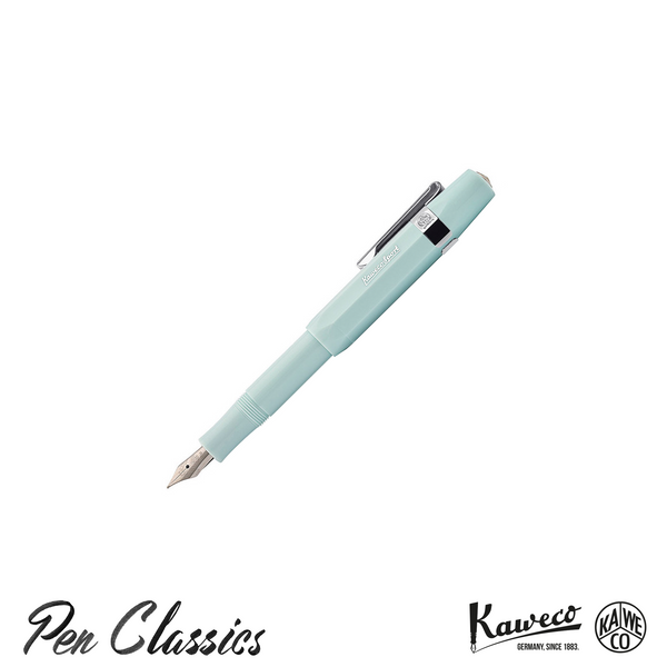 Kaweco Classic Skyline Sport Fountain Pen Mint Posted With Clip