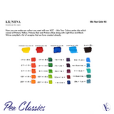 Krishna Mix Your Own Colour Kit Combinations