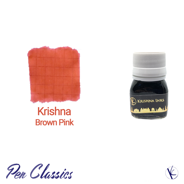 Krishna Brown Pink 20ml