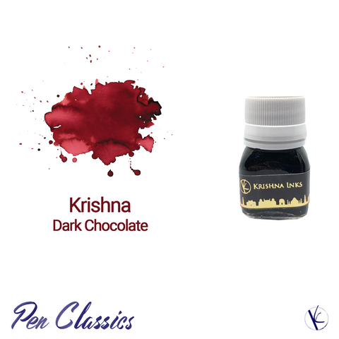 Krishna Inks Dark Chocolate
