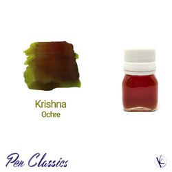 Krishna Ochre Fountain Pen Ink