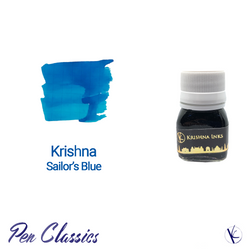 Krishna Sailor's Blue Swatch