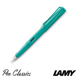 Lamy Safari Fountain Pen 2020 Special Edition Aquamarine