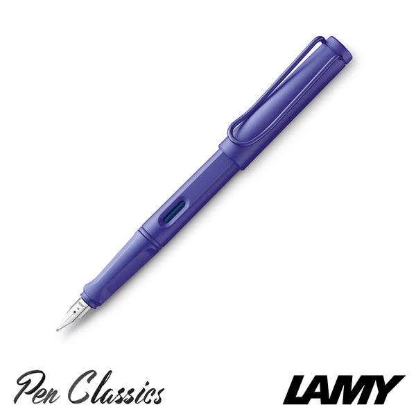 Lamy Safari Fountain Pen 2020 Special Edition Violet