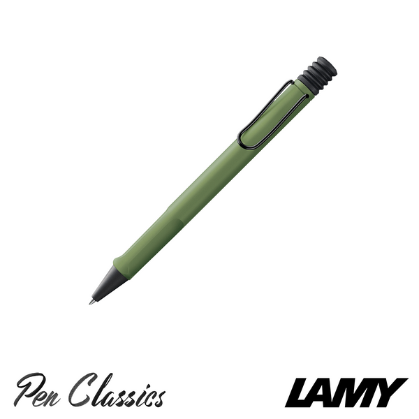 Lamy Safari Fountain Pen 2021 Originals Savannah Green Ballpoint Pen