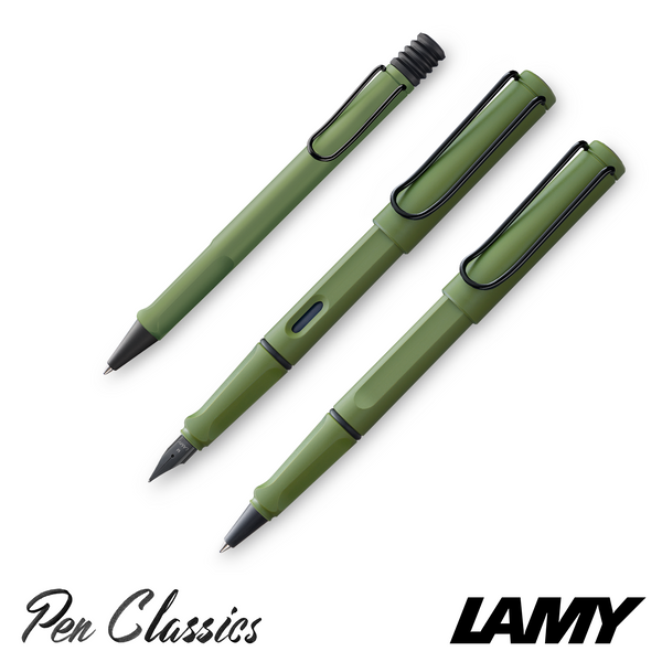 Lamy Safari 2021 Originals Set Savannah Green