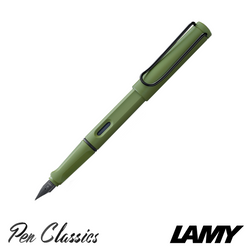 Lamy Safari Fountain Pen 2021 Originals Savannah Green Posted