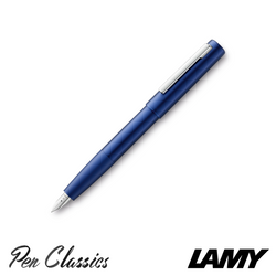 Lamy Aion Dark Blue Special Edition Posted Nib