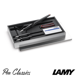 Lamy Joy Black Gift Set