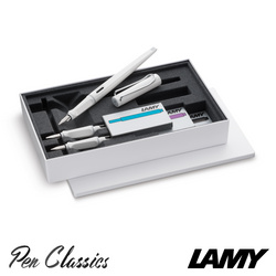 Lamy Joy White Gift Set