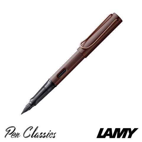 Lamy LX Marron Fountain Pen