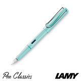 Lamy Safari Fountain Pen 2019 Special Edition Blue Macaron