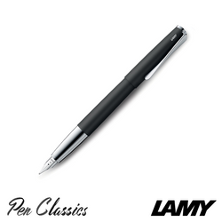 Lamy Studio Black Fountain Pen