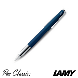 Lamy Studio Imperial Blue Fountain Pen