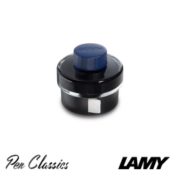 Lamy T52 Blue-Black 50ml Bottle Only