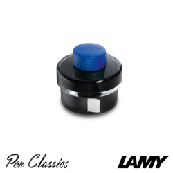 Lamy T52 Blue 50ml Bottle Only
